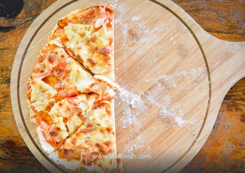 پنیر پیتزای خانگی